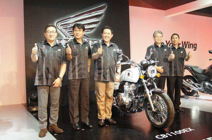 Honda Motorcycle重返台灣市場,並提供Honda水貨車保固專案。 ...