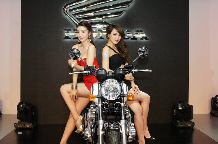 本次回歸台灣Honda Motorcycle有備而來,要給車迷最全面的服務。 記...