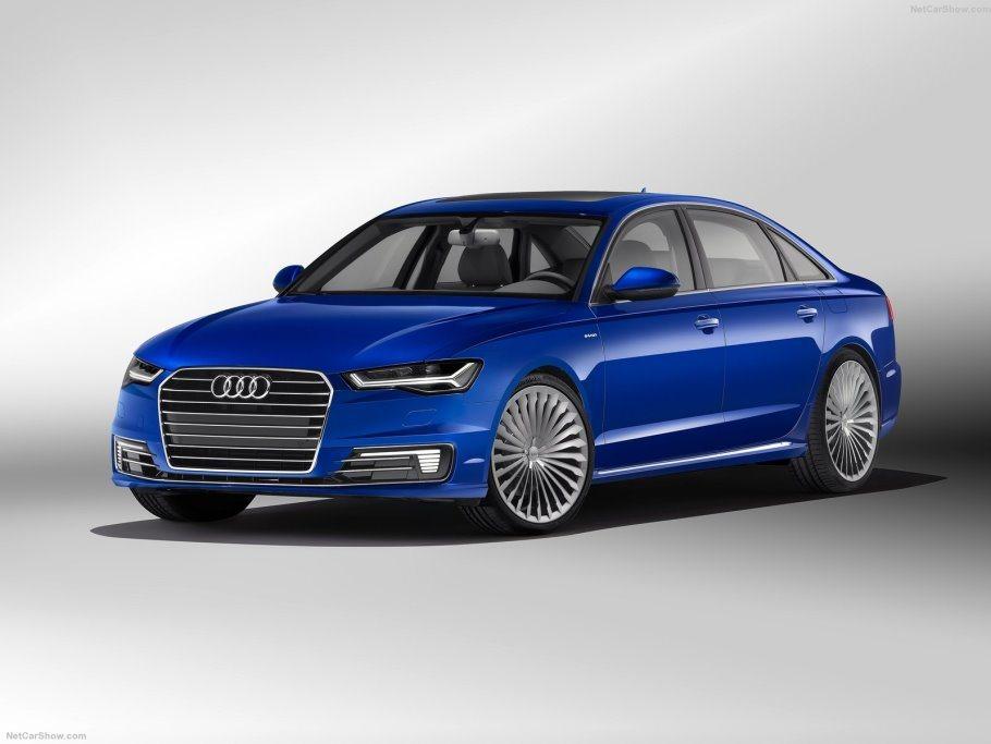 Audi在上海車展將針對中國大陸,推出一款長軸油電房車A6L e-tron,以解決中國長期嚴重霾害和空氣汙染的問題,這款插電式最大馬力245hp,油耗每百里只要2.2升。