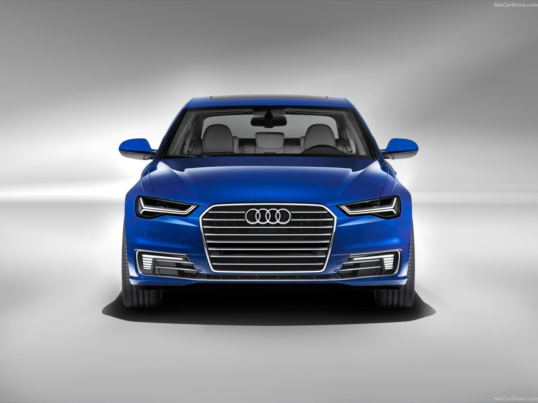 Audi A6L e-tron的車重僅2000公斤,具有不錯的車重馬力比,時速0到100公里加速只要8.4秒,極速210公里/小時。 Audi提供