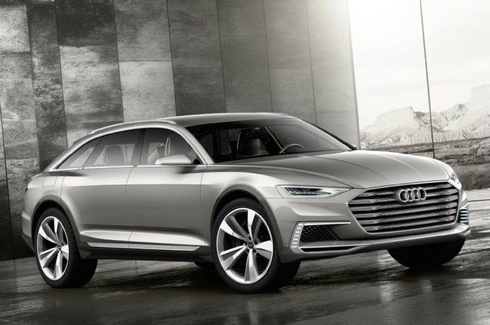 車頭同樣融入Audi家族六角形水箱罩,並於下氣壩線條進行跑格化修飾。 Audi提...