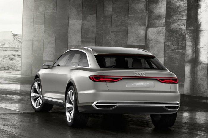 Audi新任設計總監Marc Lichte操刀,延續Prologue車系的特徵,...
