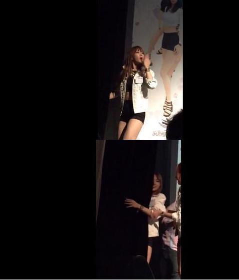 南韓女團EXID成員Hani因一曲Up&Down短片引發熱烈關注,更被視為EXID翻紅的關鍵人物,但爆紅的同時也被粉絲和網友們發現了他非常傻大姐的一面。日前EXID發行新專輯,成員都開心的表...