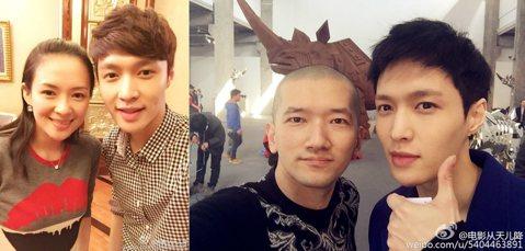 EXO成員LAY(張藝興)日前缺席了EXO正規二輯《EXODUS》的記者發布會,是因為有要事在身啦!不過他昨天已經抵達韓國,為EXO的回歸舞台作準備囉!其實Lay要有電影作品了,他將演出由章子怡、魏...