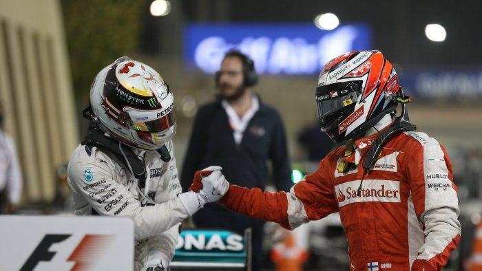 Kimi Riakkonen在2014年回歸法拉利車隊,整年沒上過頒獎台,總算在...