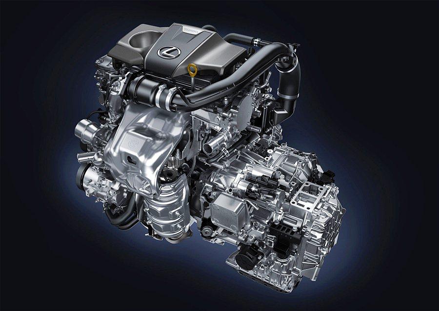 ES動力部分新增2.0升D4缸內直噴四缸引擎,係針對中國大陸和台灣與俄羅斯市場需求,油耗和排放方面也做了提升 Lexus提供