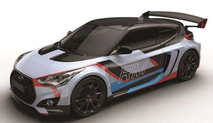 RM15採HLBS輕量化結構,展現Hyundai在性能跑車工藝的思維,以及對引擎性能開發的實力。