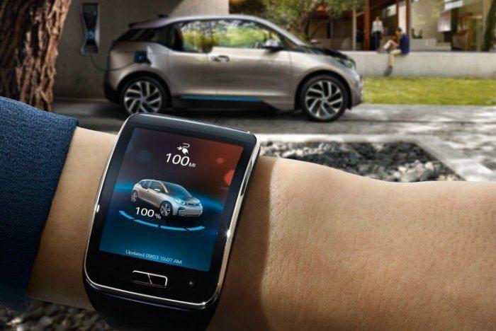 隨著Apple Watch上市,BMW也與Apple合作推出 BMW提供
