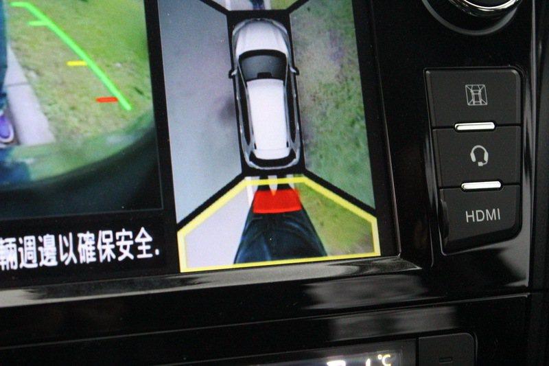 艙監視與行車紀錄也納入配備表內,就目前預估的車價,加以豐富的配備,X-Trail可說是一台C/P值相高的休閒用車。 記者趙惠群/攝影