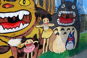 彩繪村爭議事件,缺乏對動漫文化的全面理解