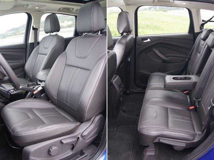 1.5升車型均未搭載電動調整座椅,實屬可惜。 記者林翊民/攝影