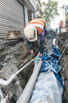 換管看財力…北市用不鏽鋼 地方用塑膠管