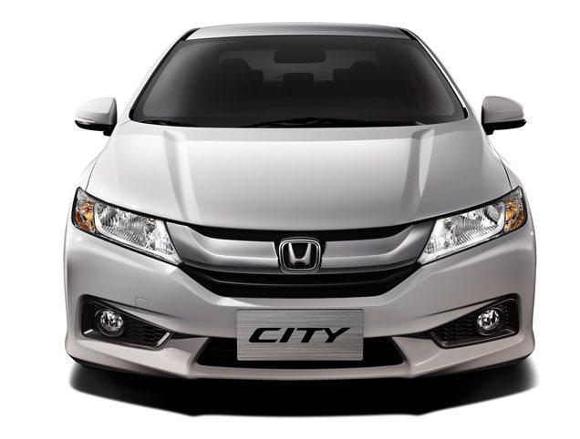 日系品牌Honda5月4日再發表旗下小型房車City的全新入門款City V,車...