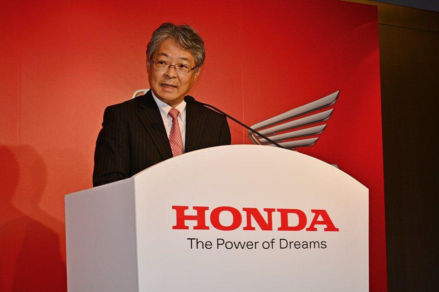 小林久夫表示,從消費者回饋的意見,Honda Taiwan重新調整價格策略,全面...