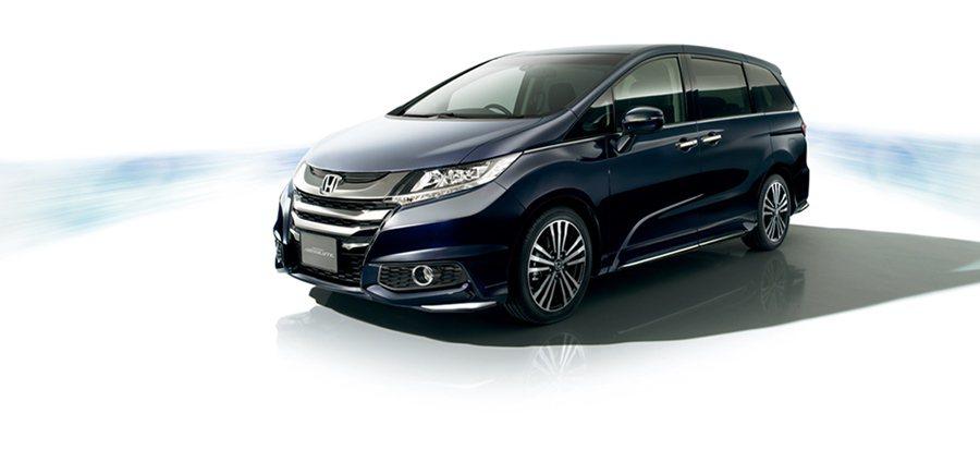 小林久夫也預告,全新日本進口七人座轎式休旅Odyssey,確定將於6月中旬上市。...