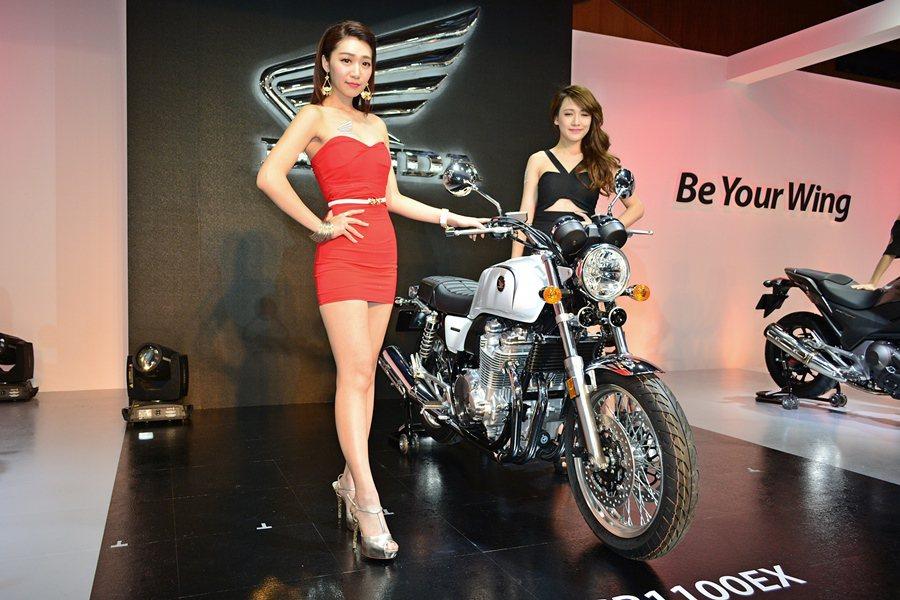 小林久夫公布Honda近期品牌成績,表示上月重返台灣市場的Honda Motor...