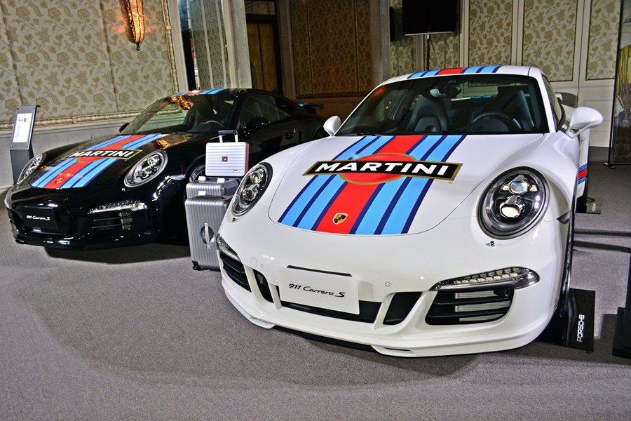 為慶祝保時捷重返利曼賽事,Exclusive部門特別打造全球限量80輛的911 ...