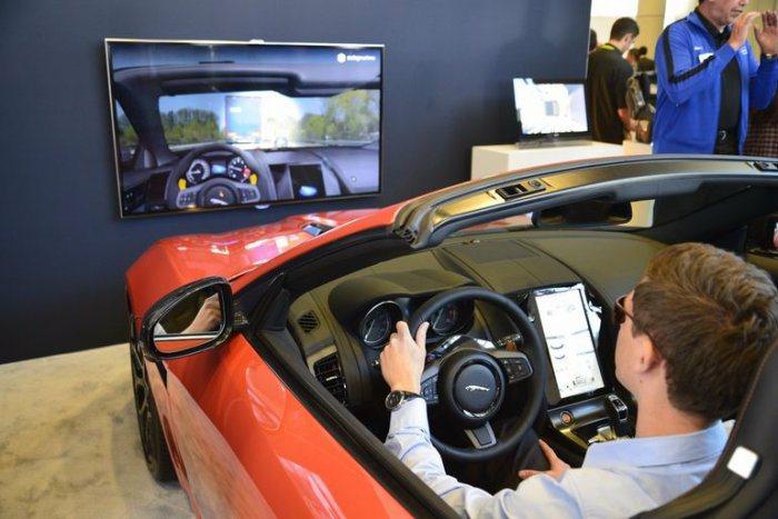 多數駕駛者均未有使用後雨刷的習慣,間接影響行車安全! Jaguar Land R...
