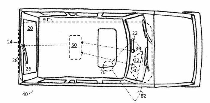 這套系統可根據駕駛者眼球的視線移動,並隨時偵測。 Jaguar Land Rov...