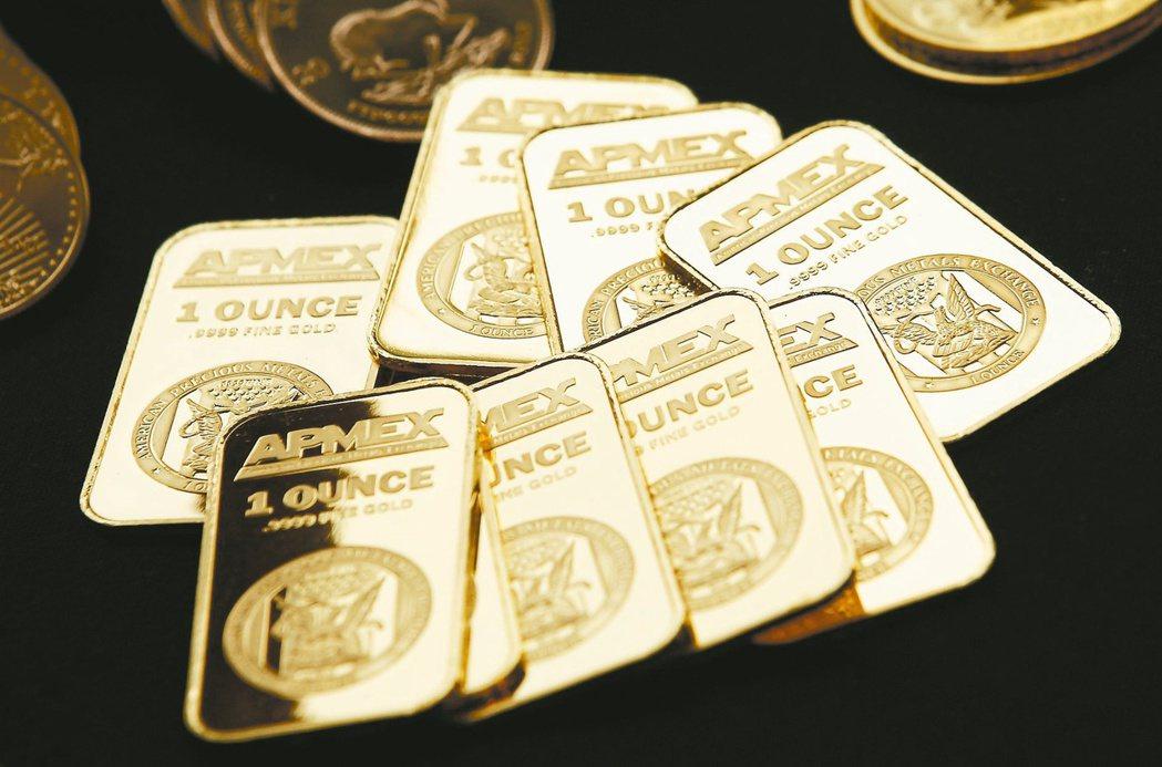 ETF除了黃金 未來也可投資白銀