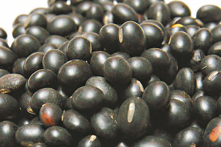 黑豆。 圖/本報資料照片