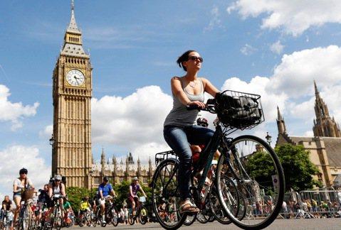 台北離自行車城市還有多遠?借鏡倫敦的單車政策