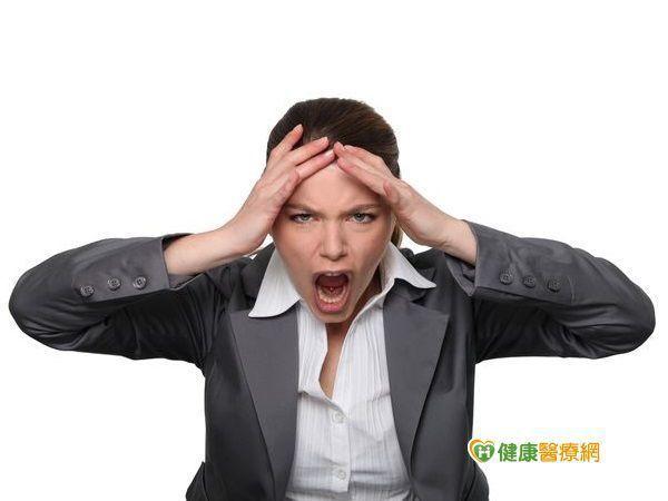 發病率高低和個人情緒管理有直接關係