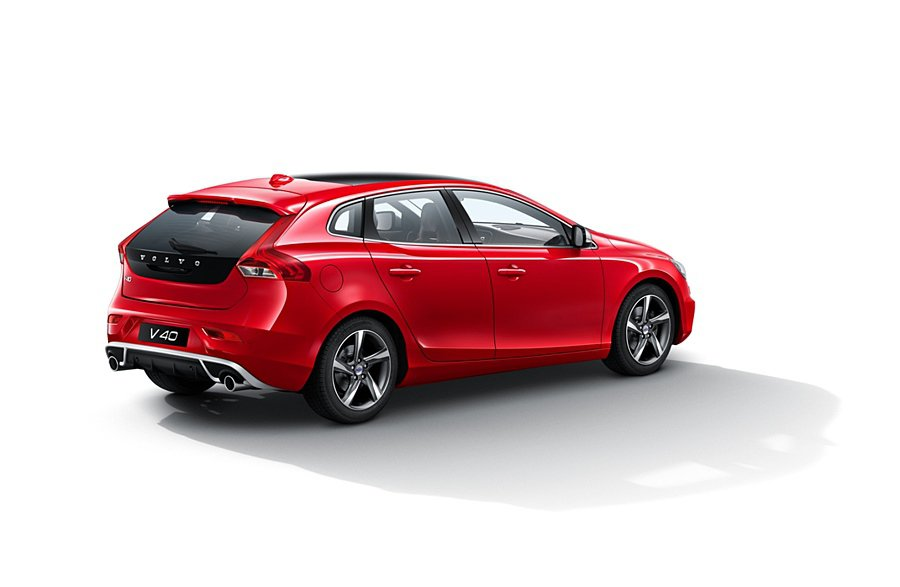 Volvo_V40_D4_R-Design搭載專屬R-Design調校Sport...