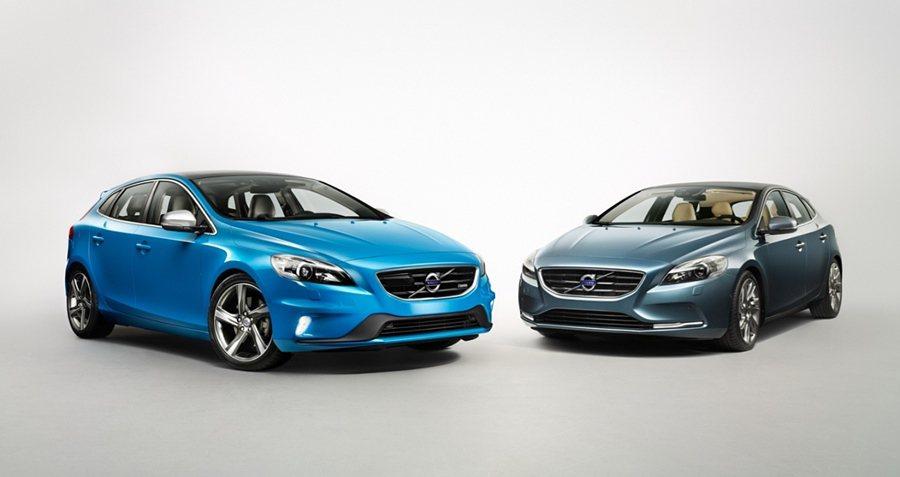 國際富豪汽車推出V40_T4麋鹿專案,可享低頭款6萬6千元並再享首年低月付6,6...
