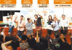 國際名人論壇/台灣社企:捐款 不能解決根本問題