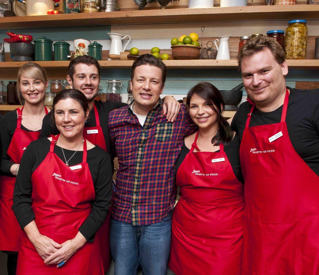 傑米成立「食物部」復興廚藝。 圖/果力文化提供