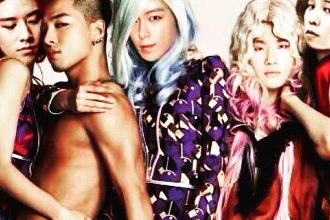韓團「BIGBANG」的團員G-Dragon為太陽送上一個別出心裁的生日禮物,今日是團員太陽的生日,所以G-Dragon在instagram上PO出一張太陽與四位女模合照的帥圖,不過這四位女模的臉被...