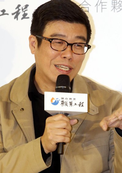 稻禾餐飲集團總經理嚴心鏞。 記者林俊良/攝影