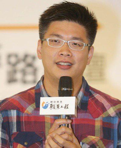 之初創投共同創辦人詹益鑑。 記者 林俊良/攝影