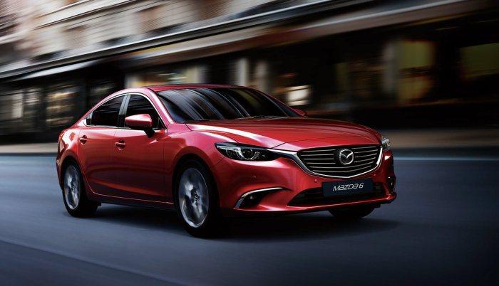 Mazda6 SKYACTIV-D 2.2L 10月底後可於原廠更新引擎程式。 圖/Mazda提供