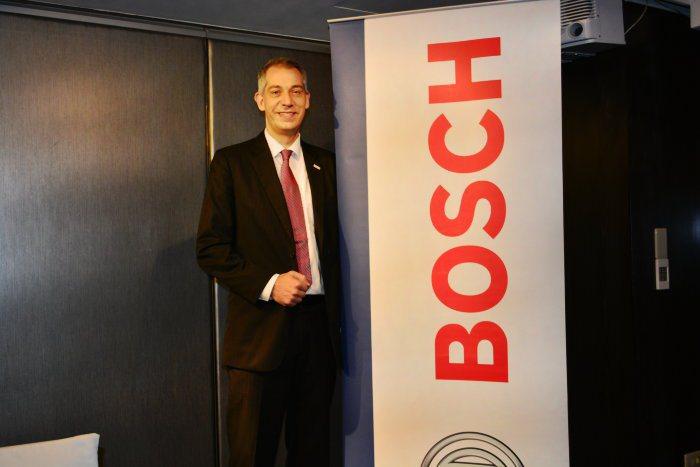BOSCH執行董事白邦德表示,傑出的營業表現證明我們長期在地的商業策略及投資正朝著對的方向,我們將盡力在未來達成雙位數成長的目標。 BOSCH提供