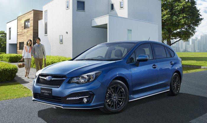 Subaru推出Impreza Sport Hybrid,它有著23.0km/L...