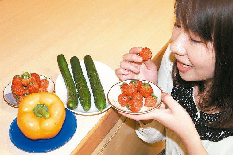 一分包括台灣在內52國的國際研究發現,全球民眾在植物營養素的食物來源過於單一,缺...