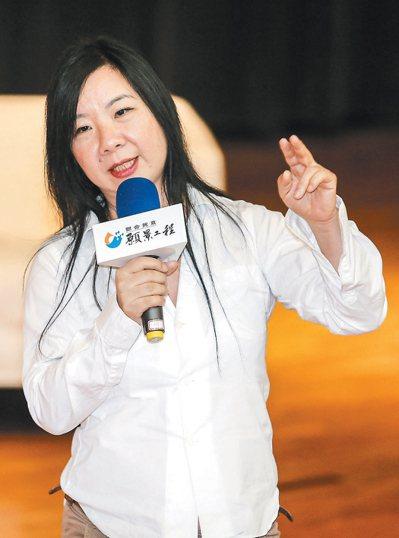 「好樣集團」負責人汪麗琴。 記者黃士航/攝影