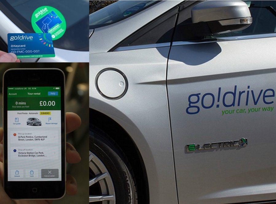 福特汽車也展示Smart Mobility智慧移動藍圖,以互聯網方式打造「GoD...