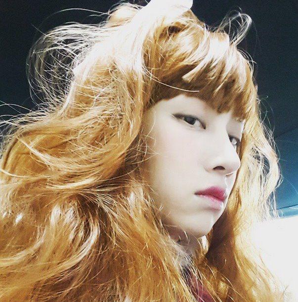 擷自希澈instagram