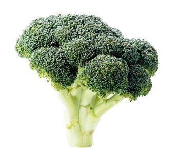 綠花椰菜。 記者陳立凱/攝影