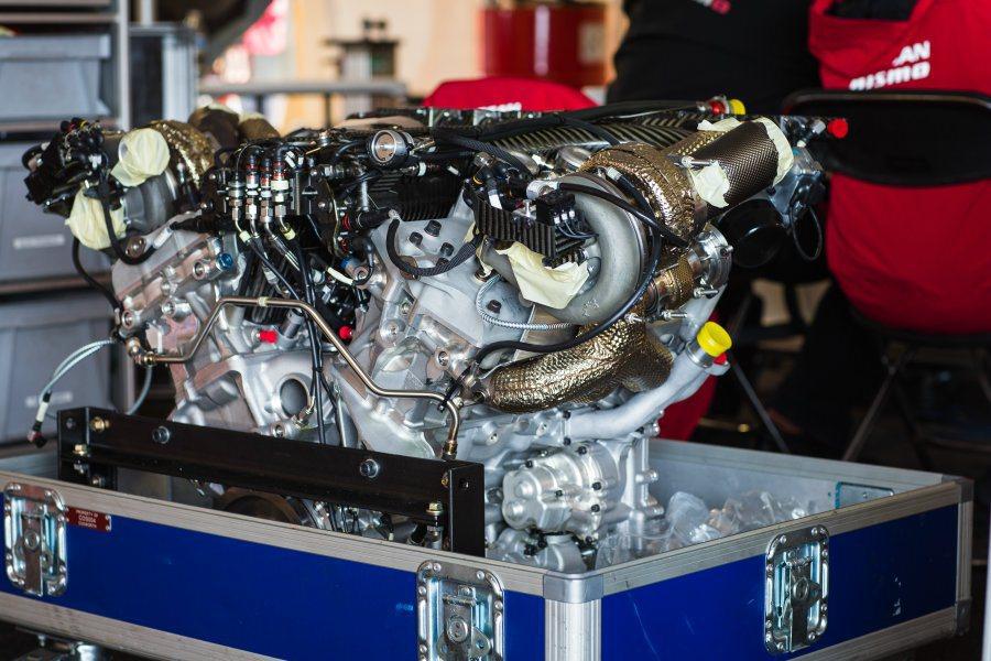 搭載Nissan VRX 30A Nismo 3.0升V6引擎,最大馬力預估為5...