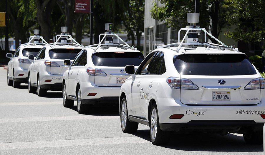Google自動駕駛車隊將收集不同訊息,讓開發團隊知道需要改良的地方。 tech...