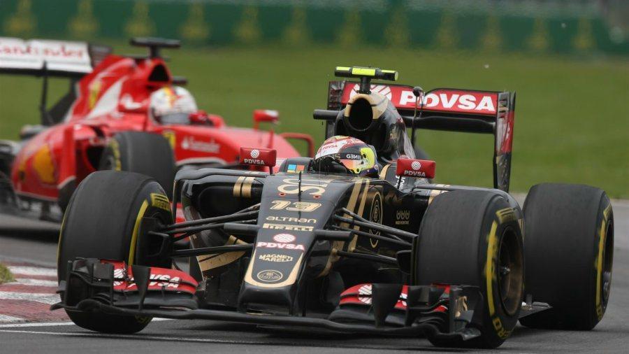 要不是因為Grosjean的腦殘舉動,蓮花車隊本可以獲得更多積分,最終由Mald...