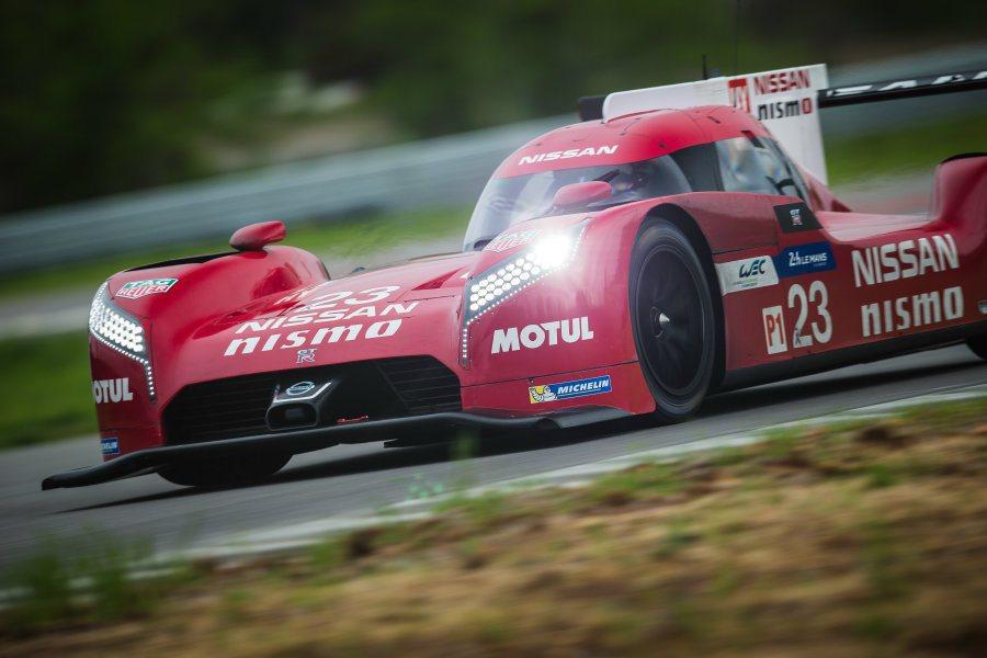 回歸的Nissan GT-R LM Nismo則以耐力測試為重,並未全力拼搏,最...