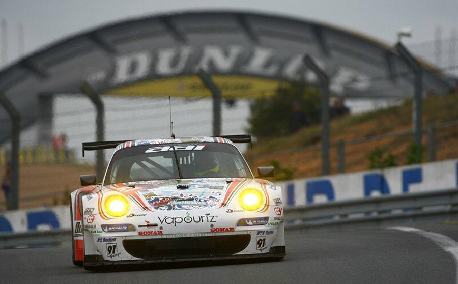 本屆利曼賽車的另一大量點,便是台灣首度進軍Le Mans 24H大賽的aai m...
