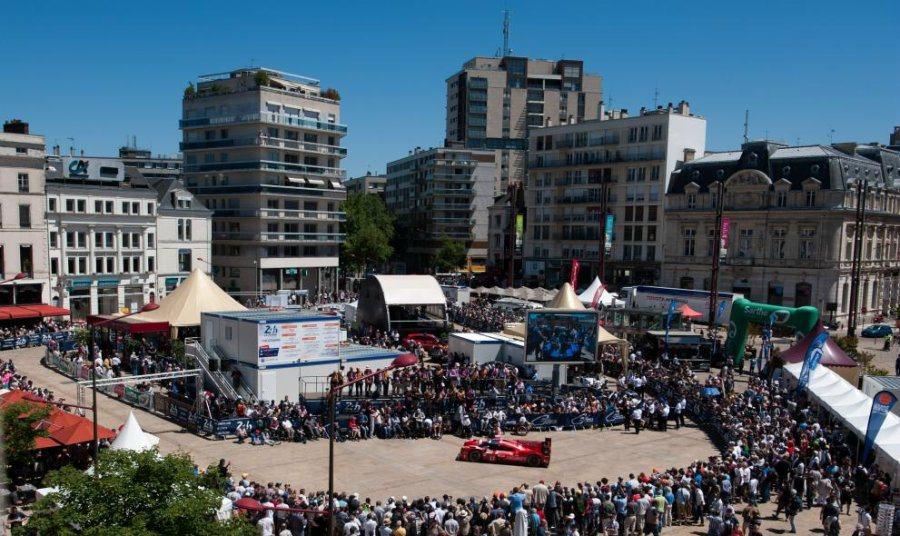 今年Le Mans 24小時大賽除了原先Audi、Porsche以及Toyota...