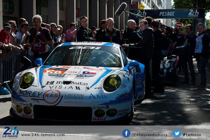 發燒車訊也在AAI Motorsports的邀請下,將飛往法國Le Mans,帶...
