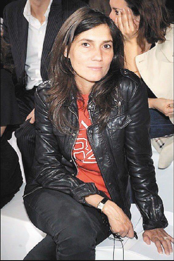 Emmanuelle Alt將於2月接掌VOGUE法國版。圖/轉載自VOGUE網...